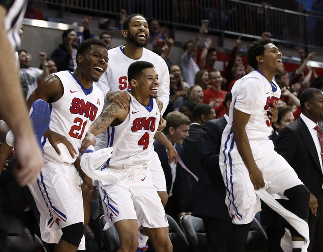 SMU vs. Central Florida - 1/31/15 College Basketball Pick, Odds, and Prediction