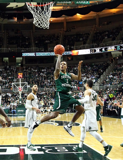 Eastern Michigan vs. Central Michigan - 2/24/15 College Basketball Pick, Odds, and Prediction