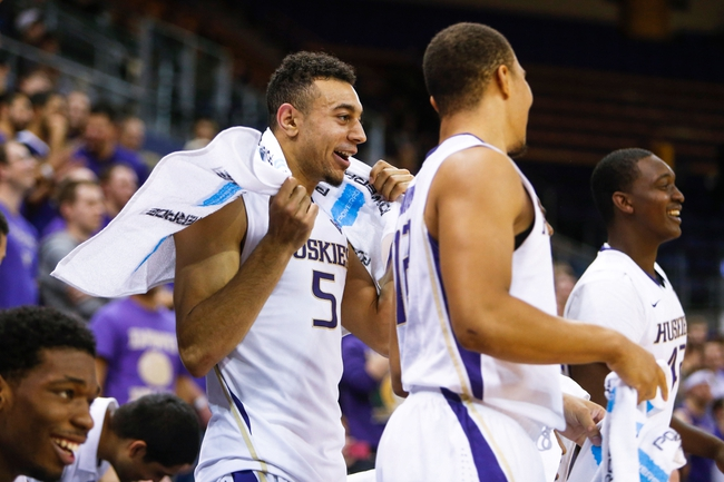 Washington vs. Tulane - 12/22/14 College Basketball Pick, Odds, and Prediction