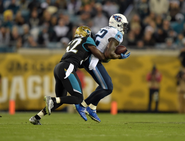 Fantasy Football 2015: Titans at Jaguars Week 11 Preview