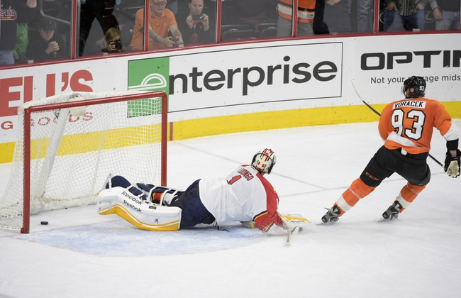 Panthers vs. Flyers - 10/10/15 NHL Pick, Odds, and Prediction
