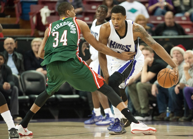 Bucks vs. Kings - 2/11/15 NBA Pick, Odds, and Prediction