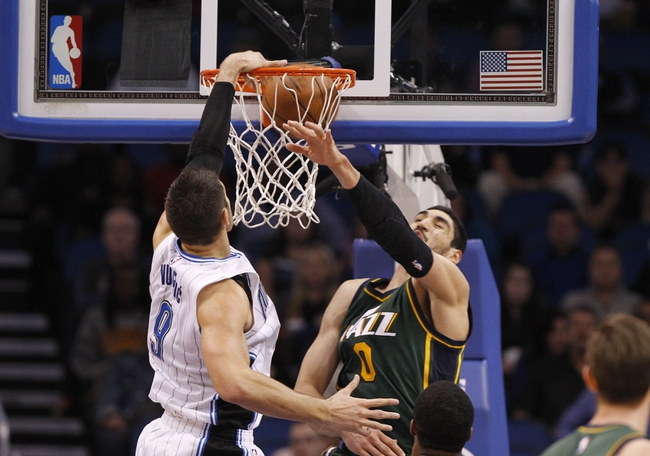 Orlando Magic vs. Utah Jazz - 11/13/15 NBA Pick, Odds, and Prediction