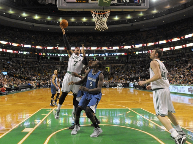 Timberwolves vs. Celtics -  NBA Pick, Odds, and Prediction