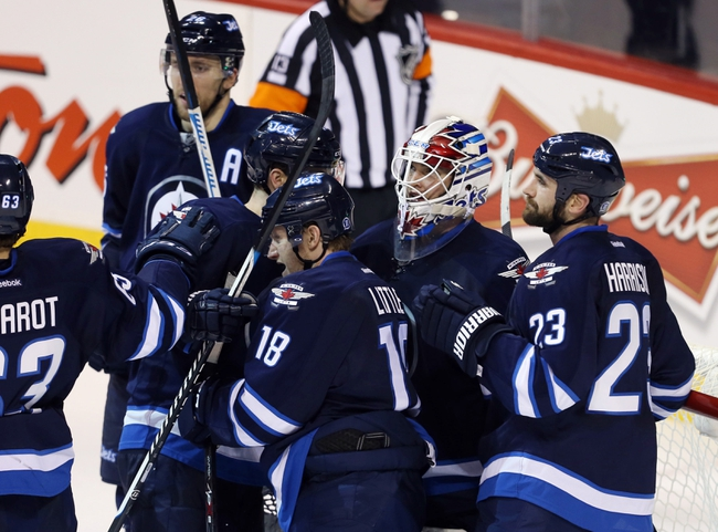 Boston Bruins vs. Winnipeg Jets - 10/8/15 NHL Pick, Odds, and Prediction