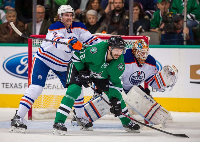 Oilers vs. Stars - 12/21/14 NHL Pick, Odds, and Prediction