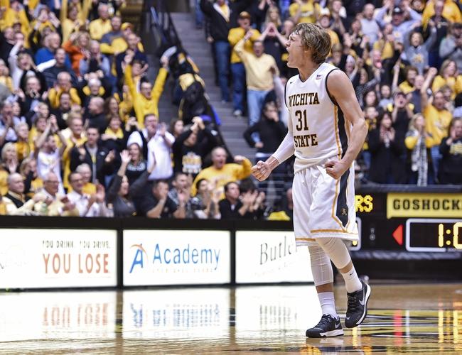 Wichita State vs. Southern Illinois - 1/14/15 College Basketball Pick, Odds, and Prediction