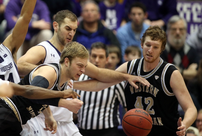 Western Michigan Broncos vs. Ohio Bobcats - MAC 1st-Round - 3/9/15 College Basketball Pick, Odds, and Prediction