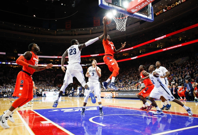 Syracuse vs. Colgate - 12/22/14 College Basketball Pick, Odds, and Prediction