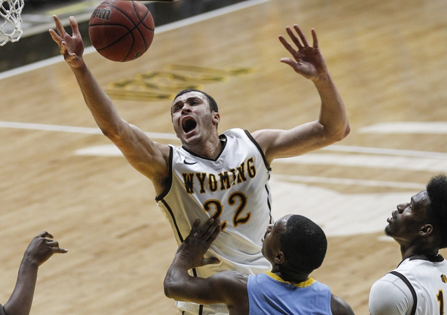 San Jose State vs. Wyoming - 1/3/15 College Basketball Pick, Odds, and Prediction