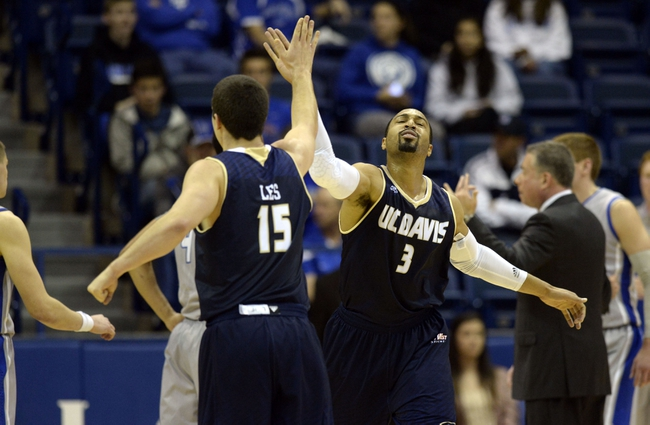 UC Riverside Highlanders vs. UC Davis Aggies - 1/15/15 College Basketball Pick, Odds, and Prediction