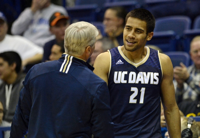 UC Davis vs. Air Force - 12/19/15 College Basketball Pick, Odds, and Prediction