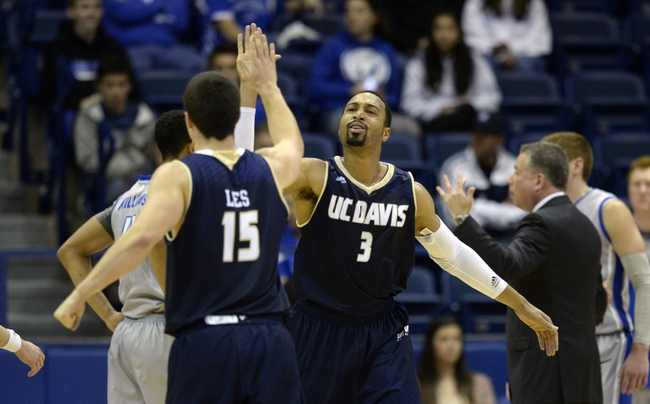 UC Davis vs. CS Northridge - 3/12/15 Big West Tournament Pick, Odds, and Prediction