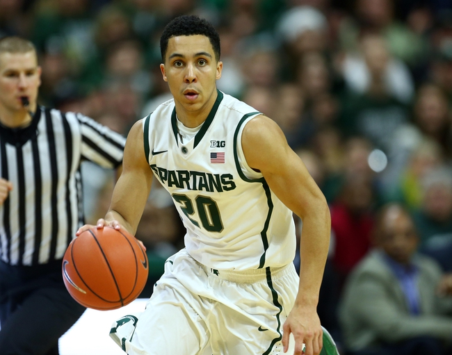 Michigan State vs. Indiana - 1/5/15 College Basketball Pick, Odds, and Prediction