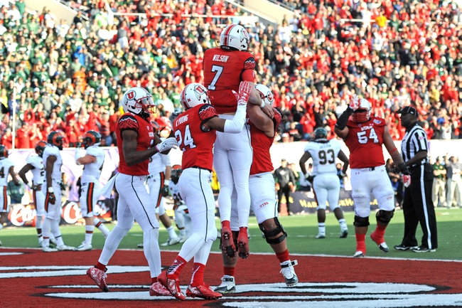BYU vs. Utah - 12/19/15 Las Vegas Bowl College Football Pick, Odds, and Prediction