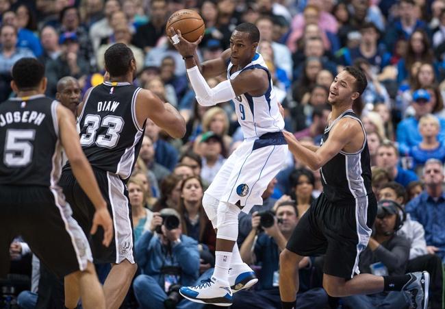Spurs at Mavericks - 3/24/15 NBA Pick, Odds, and Prediction