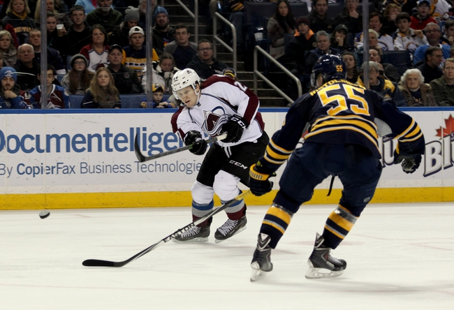 Avalanche vs. Sabres - 1/20/16 NHL Pick, Odds, and Prediction