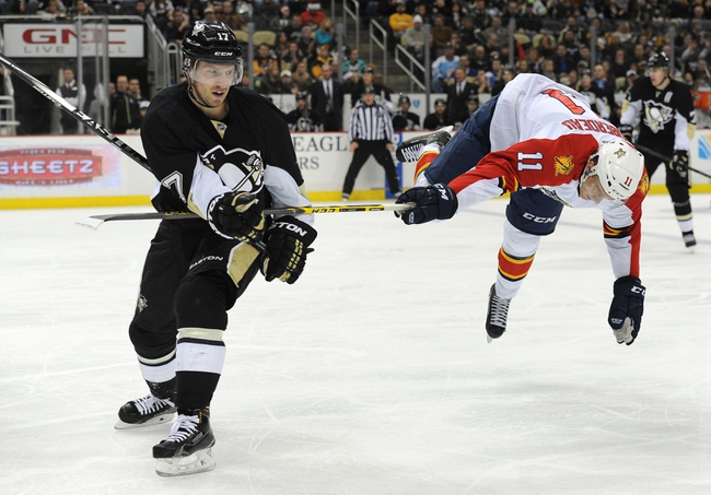 Penguins vs. Panthers - 2/22/15 NHL Pick, Odds, and Prediction