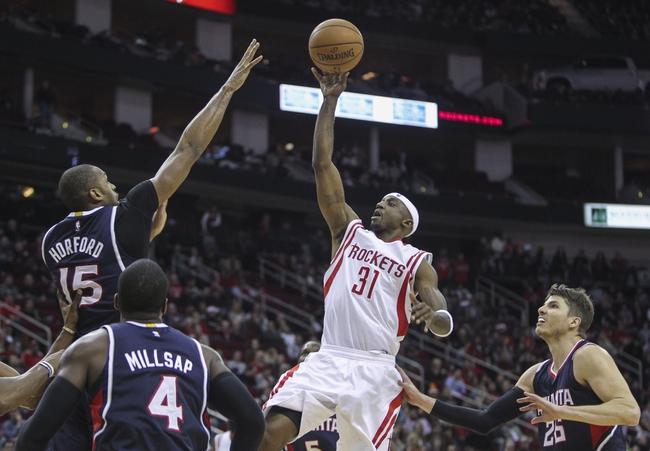 Hawks vs. Rockets - 3/3/15 NBA Pick, Odds, and Prediction