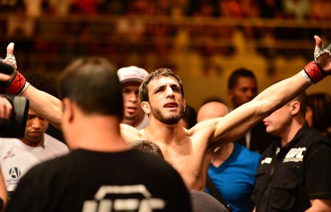 Shane Campbell vs. Elias Silverio MMA Pick, Preview, Odds, Prediction - 8/23/15
