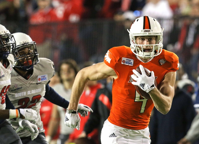 Bowling Green Falcons vs. Maryland Terrapins - 9/12/15 College Football Pick, Odds, and Prediction