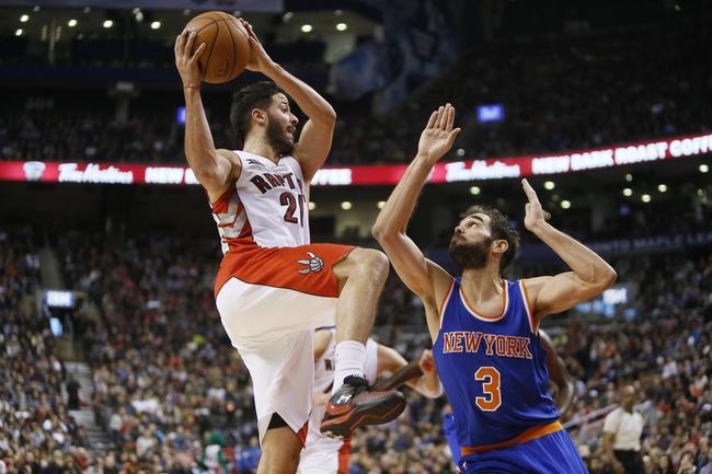 Knicks vs. Raptors - 2/28/15 NBA Pick, Odds, and Prediction