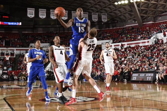 Seton Hall Pirates vs. Georgetown Hoyas - 2/10/15 College Basketball Pick, Odds, and Prediction