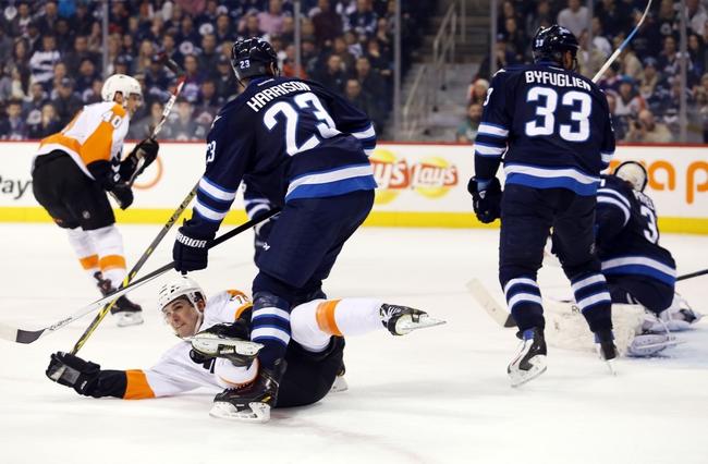 Flyers vs. Jets -  NHL Pick, Odds, and Prediction