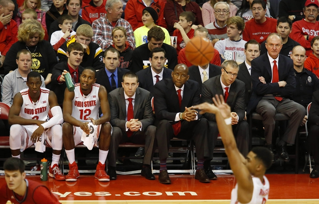 Ohio State vs. Wright State - 12/27/14 College Basketball Pick, Odds, and Prediction
