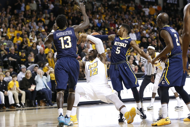 East Tennessee State vs. Wofford - 2/5/15 College Basketball Pick, Odds, and Prediction
