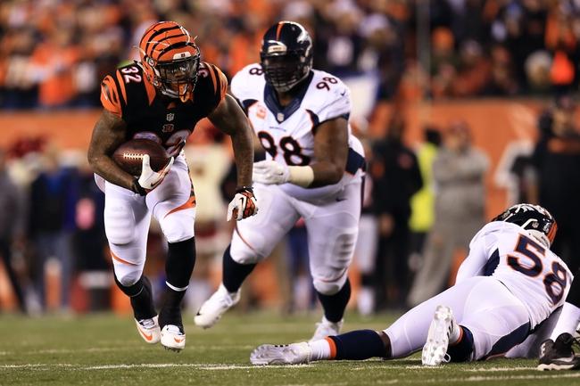 Denver Broncos at Cincinnati Bengals NFL Score, Recap, News and Notes