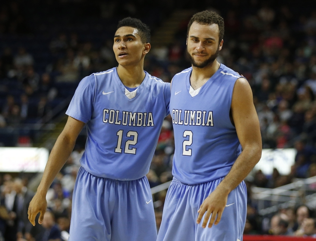 Brown Bears vs. Columbia Lions - 2/20/15 College Basketball Pick, Odds, and Prediction
