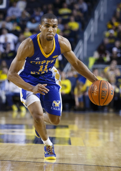 MEAC Quarterfinal-North Carolina Central Eagles vs. Coppin State Eagles - 3/11/15 College Basketball Pick, Odds, and Prediction