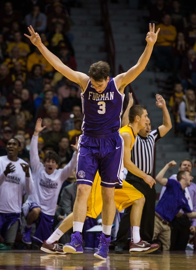Furman Paladins vs. UNC Greensboro Spartans - 1/8/15 College Basketball Pick, Odds, and Prediction