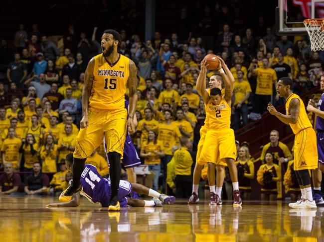 Michigan vs. Minnesota - 1/10/15 College Basketball Pick, Odds, and Prediction