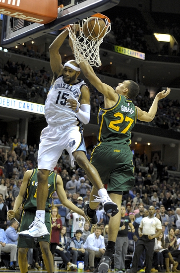 Jazz vs. Grizzlies - 2/4/15 NBA Pick, Odds, and Prediction
