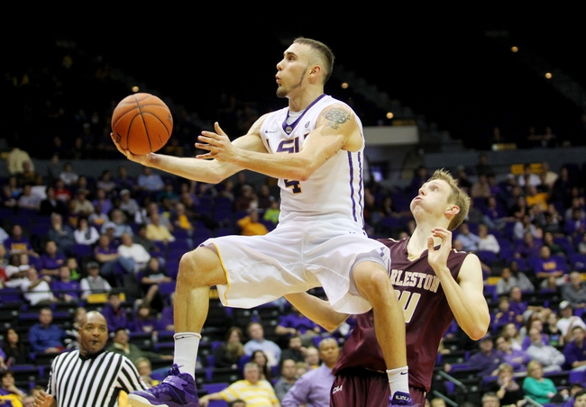 LSU vs. Southern Miss - 12/29/14 College Basketball Pick, Odds, and Prediction