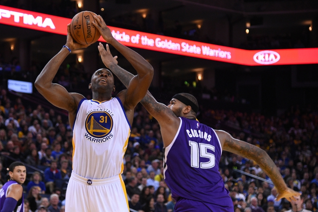 Golden State Warriors vs. Sacramento Kings - 1/23/15 NBA Pick, Odds, and Prediction