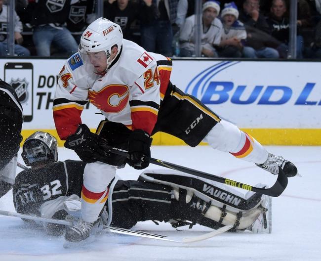 Calgary Flames vs. Los Angeles Kings - 12/29/14 NHL Pick, Odds, and Prediction