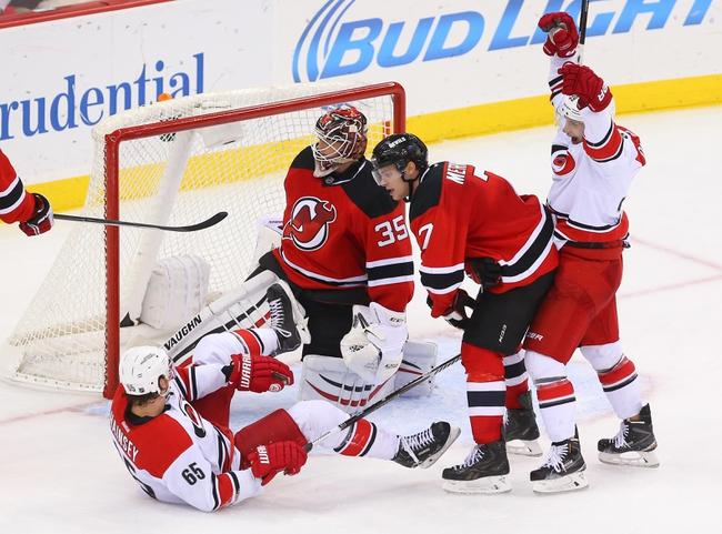 Carolina Hurricanes vs. New Jersey Devils - 12/3/15 NHL Pick, Odds, and Prediction