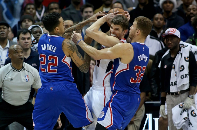 Los Angeles Clippers vs. Atlanta Hawks - 1/5/15 NBA Pick, Odds, and Prediction