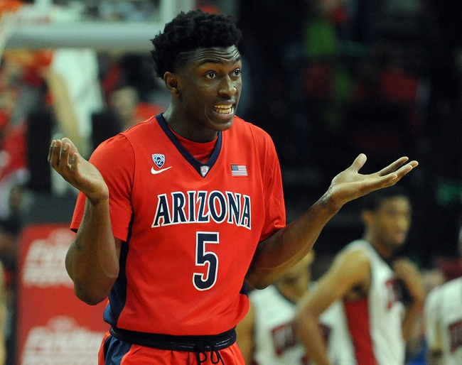 Arizona vs. Arizona State - 1/4/15 College Basketball Pick, Odds, and Prediction