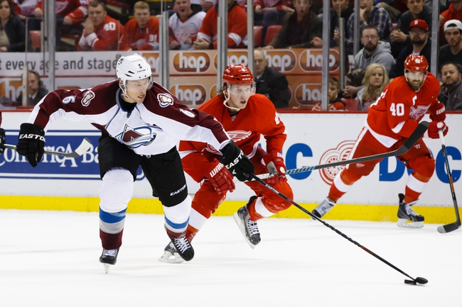 Colorado Avalanche vs. Detroit Red Wings - 2/5/15 NHL Pick, Odds, and Prediction