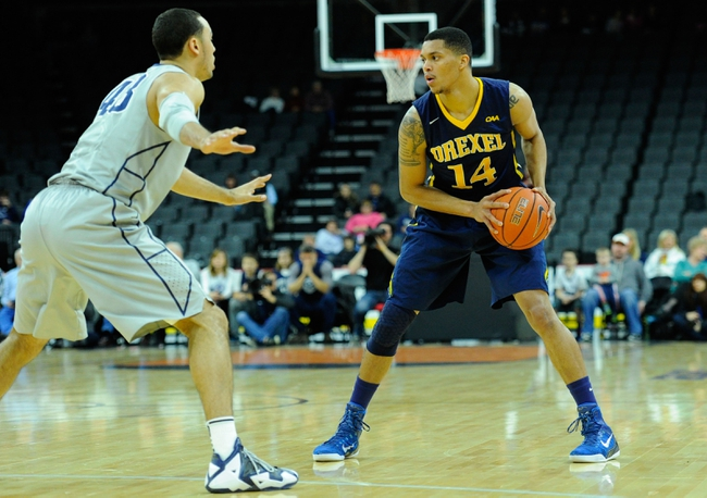 Northeastern Huskies vs. Drexel Dragons - 2/21/15 College Basketball Pick, Odds, and Prediction