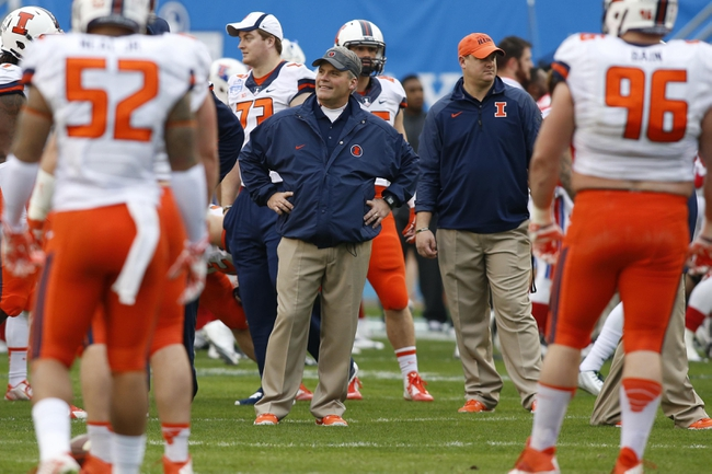 College Football Preview: The 2015 Illinois Fighting Illini