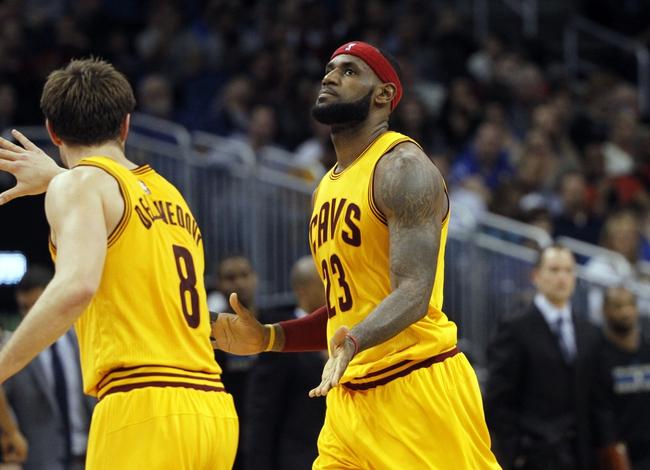 Orlando Magic vs. Cleveland Cavaliers - 3/15/15 NBA Pick, Odds, and Prediction