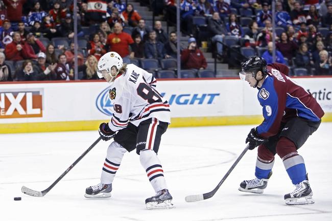 Chicago Blackhawks vs. Colorado Avalanche - 1/6/15 NHL Pick, Odds, and Prediction