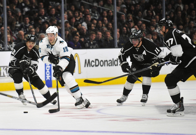 Sharks vs. Kings - 1/21/15 NHL Pick, Odds, and Prediction