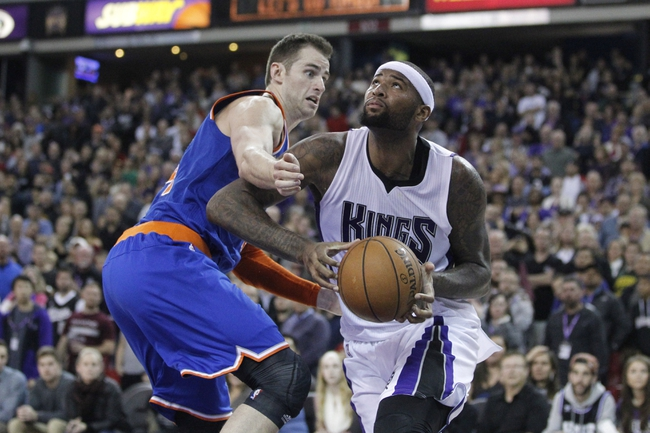 Kings at Knicks - 3/3/15 NBA Pick, Odds, and Prediction