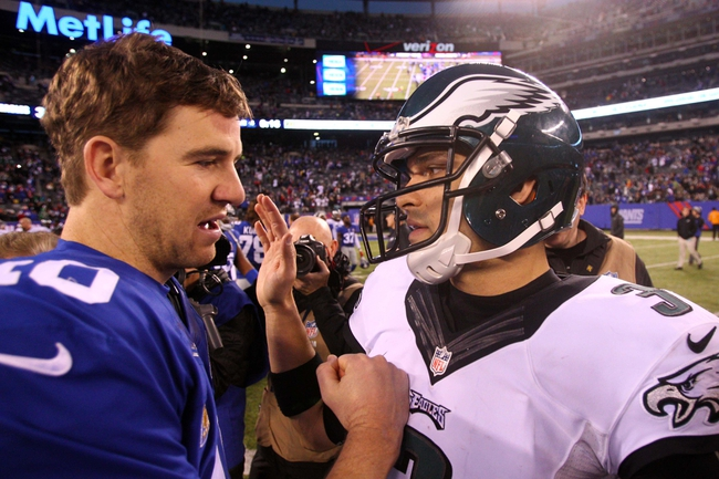 New York Giants at Philadelphia Eagles - 10/19/15 NFL Pick, Odds, and Prediction